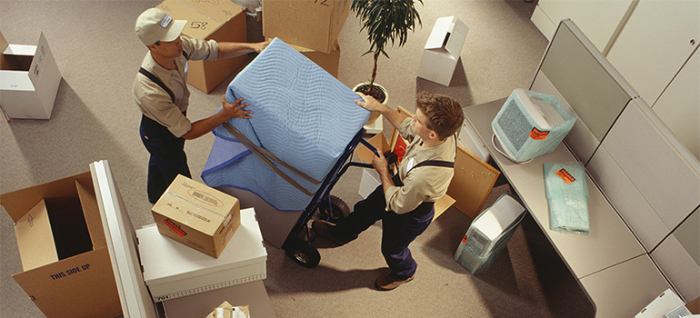 Professional movers that help with moving from Florida to New York