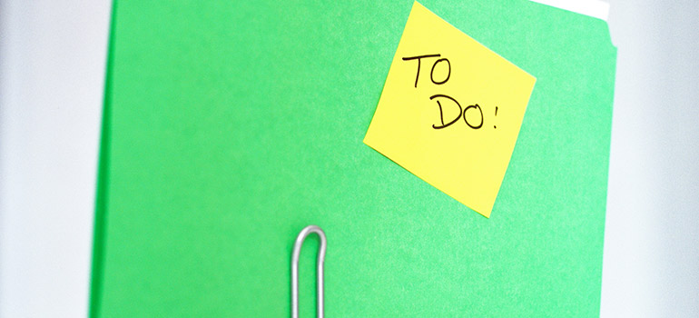 Green to do list